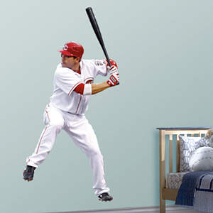 Joey Votto Fathead Wall Decal